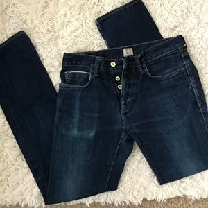 [J. Crew] Vintage Straight Denim Jeans 💙